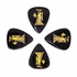 Zodiac Tones Virgo 4 Guitar Picks